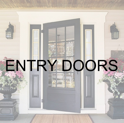Mirage Windows - Entry Doors