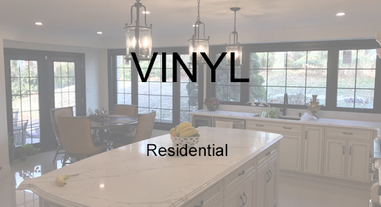 Vinyl Windows - Residential